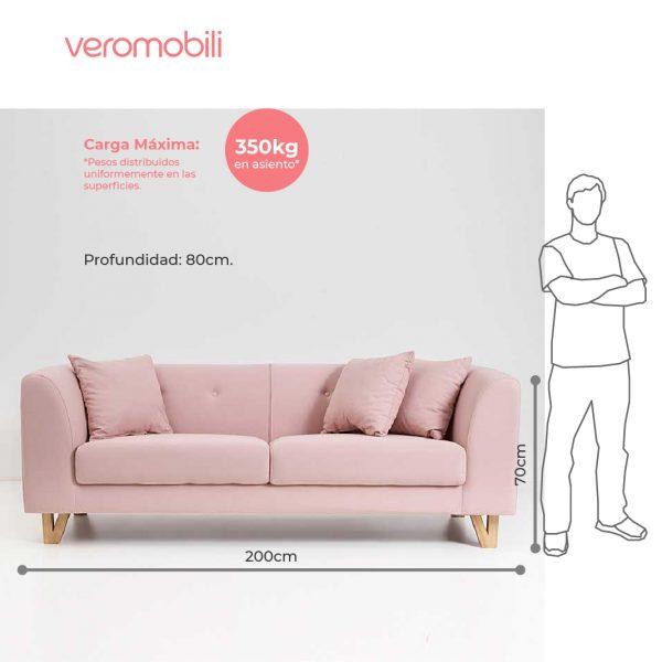 Imagen Tecnica Sofa Seat